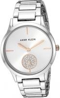 Moteriškas laikrodis Anne Klein AK/3417SVRT