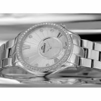 Moteriškas laikrodis BISSET APRILLA BSBE03SWSM05BX