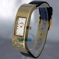 Moteriškas laikrodis BISSET Miracle Steel BS25C22 LG WH BK