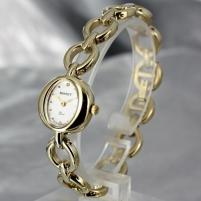 Moteriškas laikrodis BISSET Petit BSBD06 LG WH