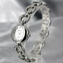 Moteriškas laikrodis BISSET Petit BSBD06 LS WH IN