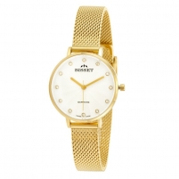 Moteriškas laikrodis Bisset Soleure BSBF30GISX03BX
