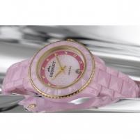 Moteriškas laikrodis BISSET Tiguana BSPD67GIRM03BX