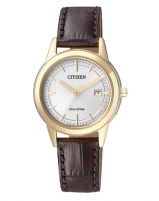 Moteriškas laikrodis Citizen Eco Drive FE1083-02A