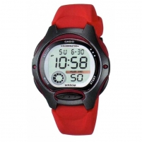 Sieviešu pulkstenis Elektroninis Casio  LW200-4AVEF