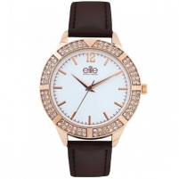 Moteriškas laikrodis ELITE E53782-805