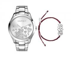 Moteriškas laikrodis Esprit Esmee Silver ES107282004 Moteriški laikrodžiai