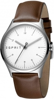 Women's watches Esprit Essential Silver Brown ES1L034L0025
