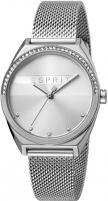 Women's watches Esprit Slice Glam Silver Mesh ES1L057M0045