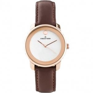 Moteriškas laikrodis Jordan Kerr 8149L/IPG/BROWN