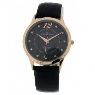 Moteriškas laikrodis Jordan Kerr CN3507B/IPRG/BLACK