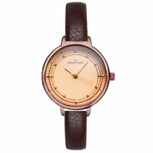 Moteriškas laikrodis Jordan Kerr P111/IPRG/BROWN