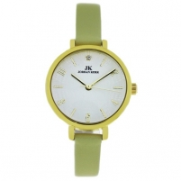 Women's watches Jordan Kerr PT-11823/IPG/YELLOW