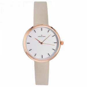 Moteriškas laikrodis Jordan Kerr PW110W/IPRG/CREME