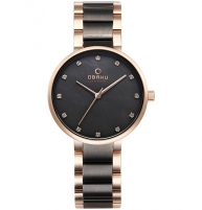 Moteriškas laikrodis Obaku V189LXVJSJ
