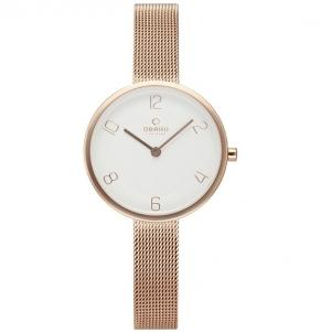 Moteriškas laikrodis Obaku V195LXVIMV