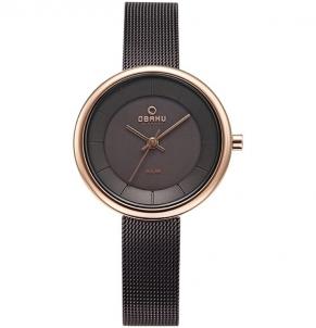 Moteriškas laikrodis Obaku V206LRVNMN
