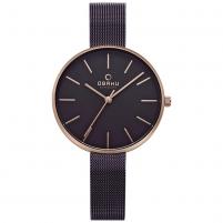 Moteriškas laikrodis Obaku V211LXVNMN
