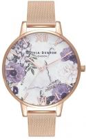 Women's watches Olivia Burton Marble Florals OB16MF06