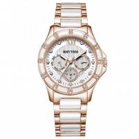 Moteriškas laikrodis Rhythm F1201T06