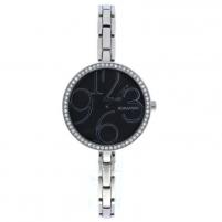 Moteriškas laikrodis Romanson RM7283 LW BK