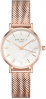 Women's watches Rosefield The Small Edit White Rose Gold