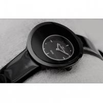 Moteriškas laikrodis RUBICON RNAC78 LB BK BK