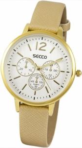 Moteriškas laikrodis Secco S A5036,2-131 Moteriški laikrodžiai