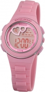 Moteriškas laikrodis Secco S DKM-002