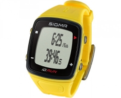 Women's watches Sigma Sporttester iD.RUN yellow