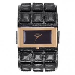 Moteriškas laikrodis Storm Ava Gold Black