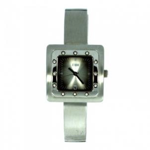 Moteriškas laikrodis STORM DRANAR SQUARE SILVER
