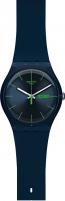 Moteriškas laikrodis Swatch Blue Rebel SUON700 Moteriški laikrodžiai