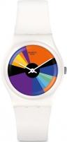 Sieviešu pulkstenis Swatch Color Calendar GW709