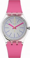 Women's watches Swatch Fluo Pinky GE256 Women's watches