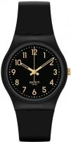 Moteriškas laikrodis Swatch Golden Tac GB274 Moteriški laikrodžiai