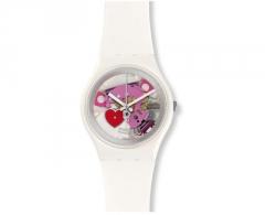 Women's watches Swatch Tender Present GZ300