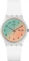 Moteriškas laikrodis Swatch Ultrasoleil GE720