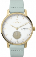 Women's watches Triwa Ivory Svalan Mint Classic Super Slim SVST105-SS113113