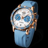 Moteriškas laikrodis Vostok Europe Undinė VK64-515B527 Moteriški laikrodžiai