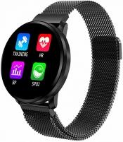 Moteriškas laikrodis Wotchi SmartWatch W04B Išmanieji laikrodžiai ir apyrankės