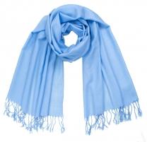 Moteriškas šalikas Art of Polo sz18636 .12 Šviesiai mėlynas Šalikai, skaros