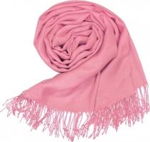 Moteriškas šalikas Lecharme P7 pink Šalikai, skaros