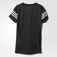 Moteriški bėgiojimo marškinėliai adidas AA5659
