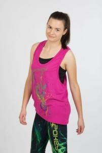 Moteriški marškinėliai FREEDI, rožiniai