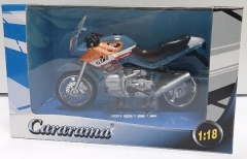 Motociklas 1:18 119ND