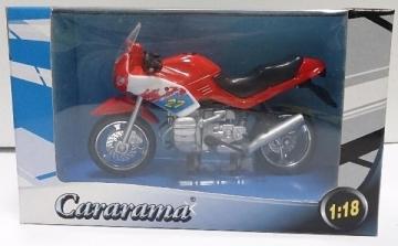 Motociklas 1:18 120ND