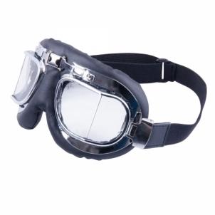 Motociklininko akiniai W-TEC S-3 Clear Lens