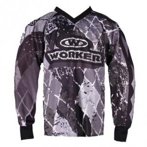 Motociklininko džemperis WORKER T-junior clothing for the rider