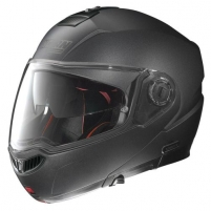 Motociklininko šalmas Nolan N104 Absolute Special N-Com Black Graphite